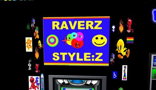 RAVERZ STYLE:Z