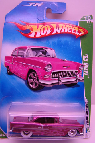Hot Wheel Treasure Hunt Cars