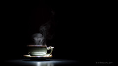 Coffee Black (ICT_photo) Tags: china cup coffee guelph steam saucer ictphoto ianthomasphotography ianthomasguelphontario