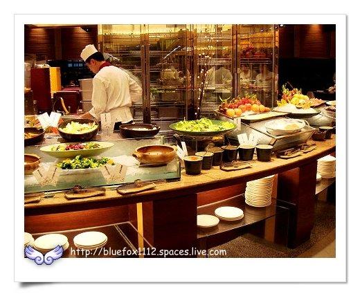 090112欣葉日式自助  料理04_沙拉吧