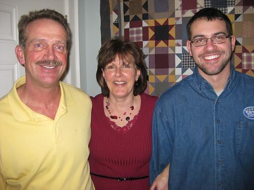 John Robinson, Brenda Robinson, Ian Robinson