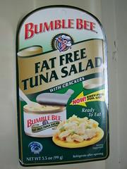 Bumble Bee Fat Free Tuna Salad