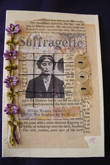 Womans´ Suffrage card