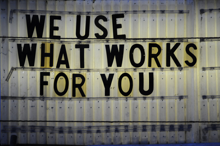 we use what works for you_1033_1 web