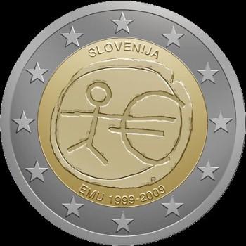 2 Euro Slovinsko 2009, 10. výročie HMÚ
