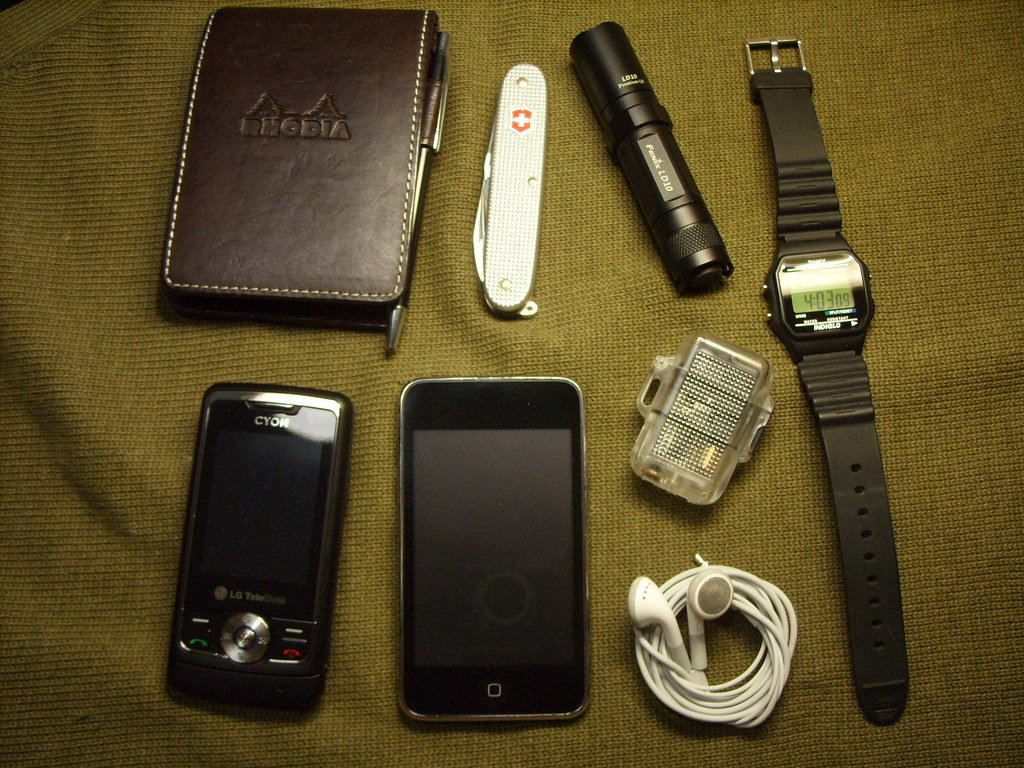 What's in my pocket ? (MY EDC)