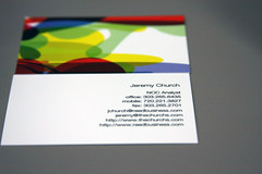 new business cards (jchurch) Tags: new church reed cards jeremy business noc moo:pack=466