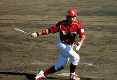 DSC_1151 (dragonsfanatic) Tags: camp training geotagged spring baseball dragons chunichi okinawa  2009 eagles goldeneagles chatan  rakuten       geo:lat=26311680 geo:lon=127758360