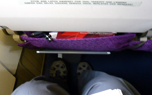 Legroom on Malaysia Airlines B777 by Andy_Mitchell_UK, on Flickr