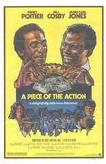 Black Cinema Series: A Piece of the Action (Black History Album) Tags: hollywood billcosby blaxploitation sidneypoiter