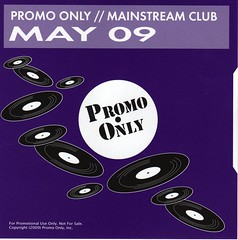 VA Promo Only Mainstream Club May 2009(split tracks +covers) preview 0