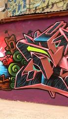 Z (COLOR IMPOSIBLE CREW) Tags: graffiti asie 2009 viadelmar zade jaker fros drems