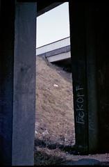 undisguised letter (nefotografas) Tags: film 35mm fuji iso400 agfa expired vilnius sensor optima