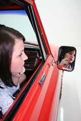 """1968 GMC Truck Shoot With Anna • <a style=""""font-size:0.8em;"""" href=""""http://www.flickr.com/photos/85572005@N00/3435412671/"""" target=""""_blank"""">View on Flickr</a>"""