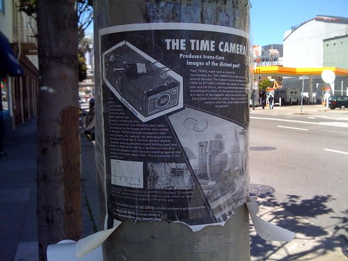 The Time Camera