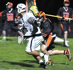 DSC_1059 (MNJSports) Tags: goal highschool tigers lacrosse penalty nightgame marple strathhaven stickcheck closematch