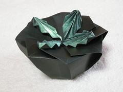 Four-leaves tato-box