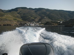 Trip to Gavdos from Sfakia