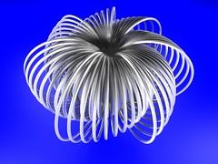 Self-eating spiral (fdecomite) Tags: spiral math torus torii povray
