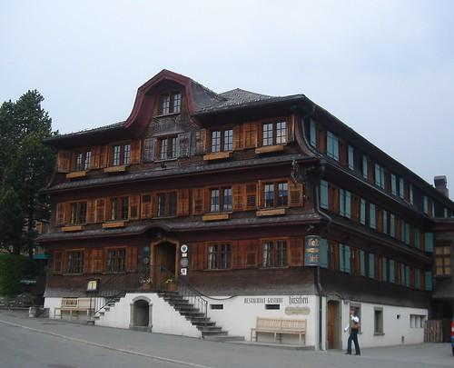 Hirschen Schwarzenberg