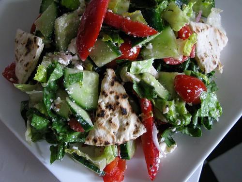 fave salad EVAR