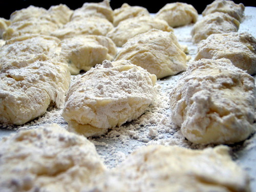 The Cooking of Joy: Zuni Ricotta Gnocchi with Browned Butter and Sage