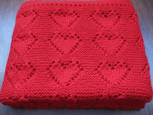 Soft Snuggly Baby Blanket Knitting Pattern Red Heart Tattoo Design Bild