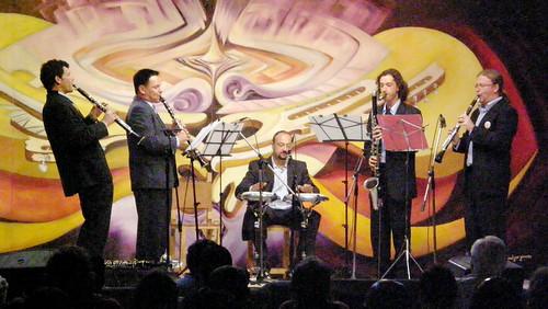 Cuarteto Colombiano de Clarinetes