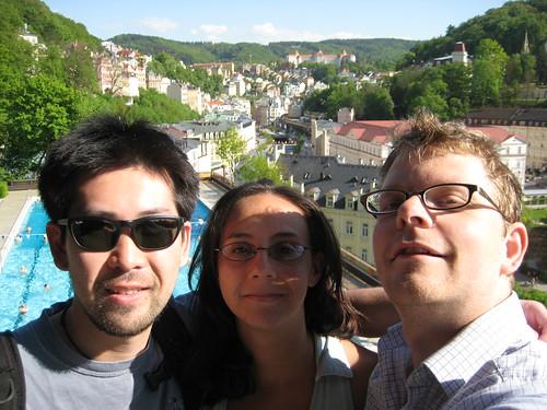 Us in Karlovy Vary