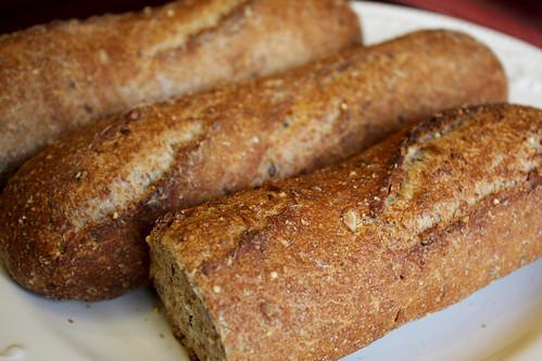 Multi-grain Baguette