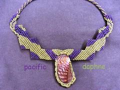 Macrame del Caribe (pacificdaphne) Tags: colombia handmade caracol macrame makrame artesania caribe hechoamano macramé hiloencerado χειροποίητο μακραμέ maramé