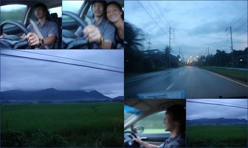 on da road to songkhla