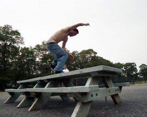 Hessian BS nosegrind