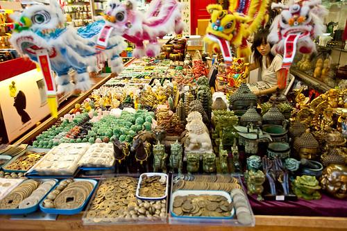 Shopping, Chinatown, Singapore