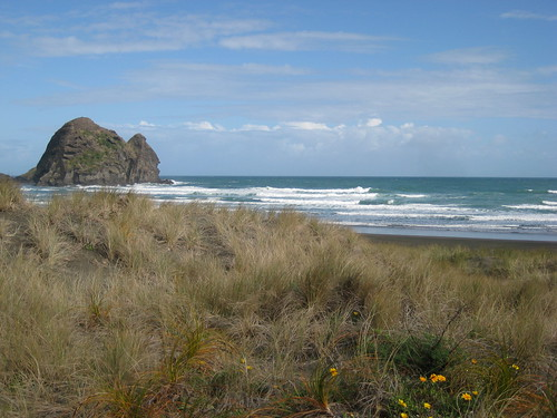 First Beach: Piha Beach