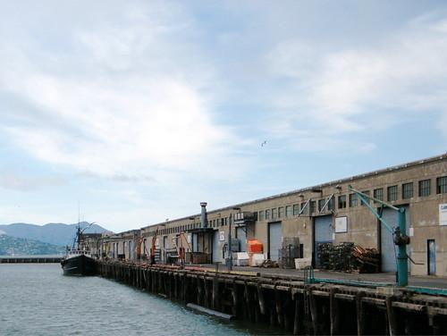 San Francisco - Pier