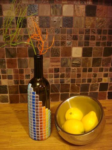 Mosaic Beverage Bottle