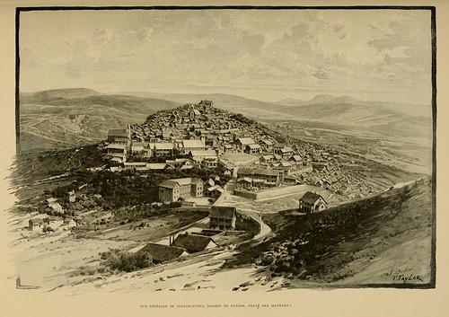 021-Vista de Fianarantsoa-Madagascar finales siglo XIX
