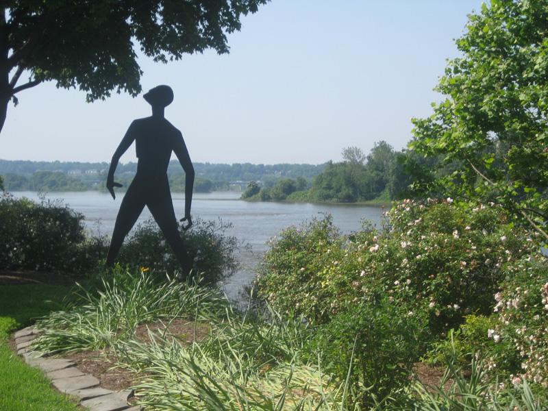 River Figure
