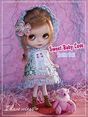 Sweet Baby Love! Custom Doll ~