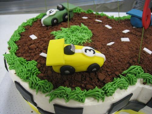 max cake close up