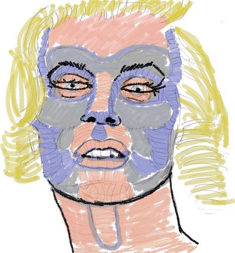 Marilyn Monroe, part 5