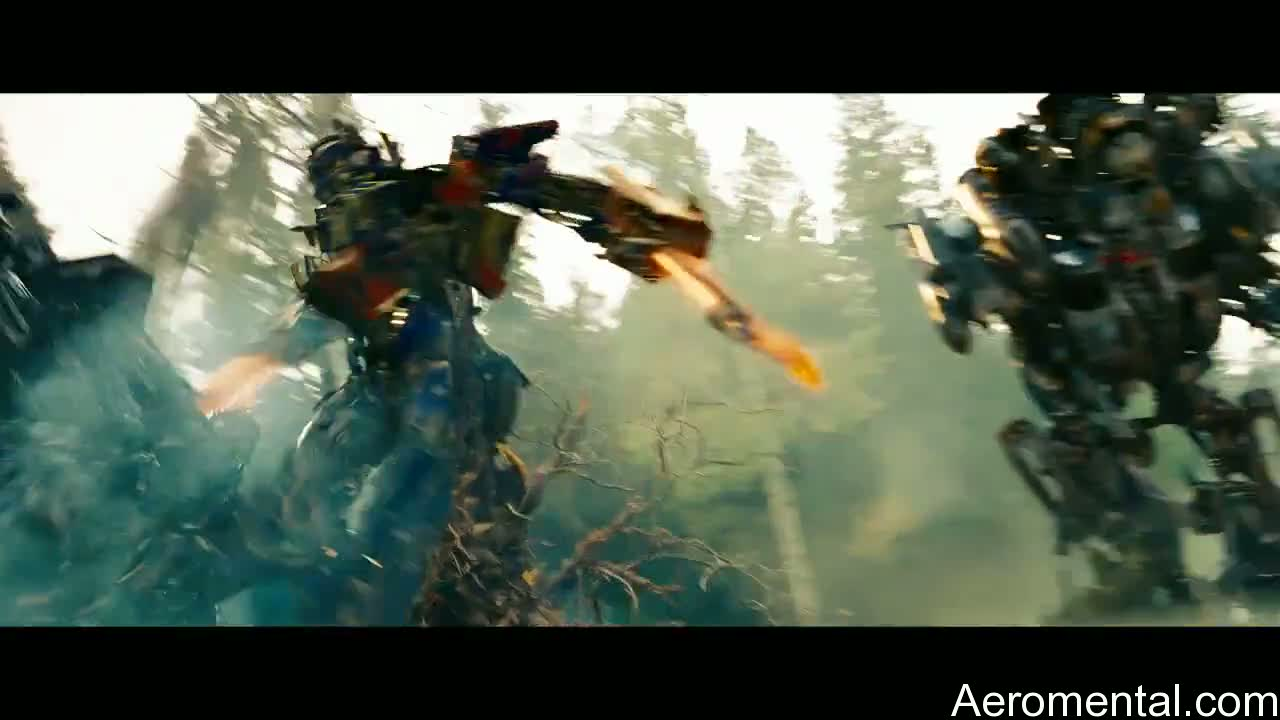 Transformers 2 espadas Optimus
