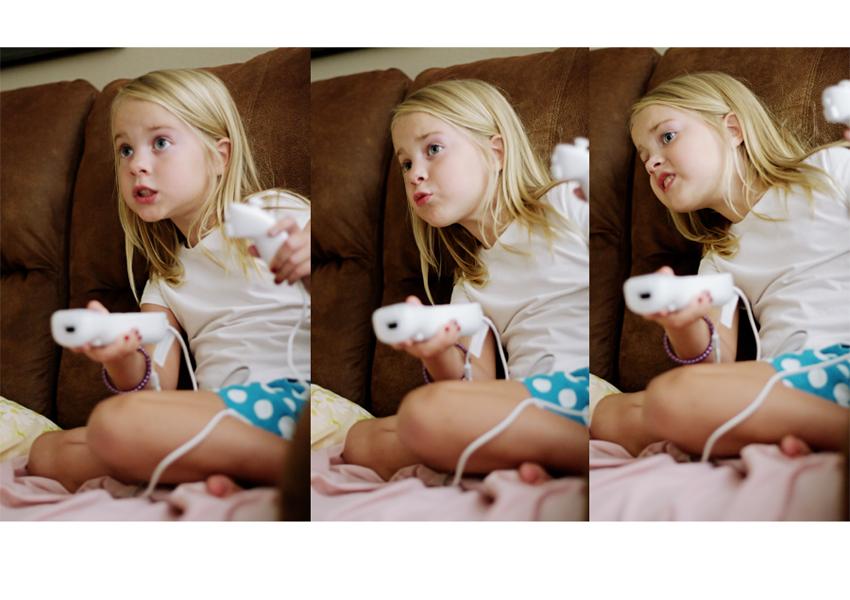 Wii + Masyn = intense