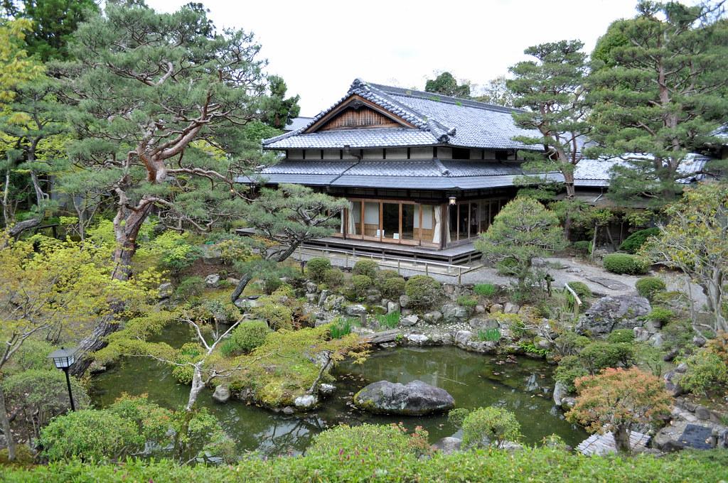 Tea house @ quiet garden