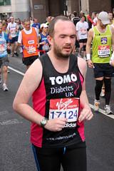 Virgin London Marathon 2010 (42run) Tags: lm10 42run 17124