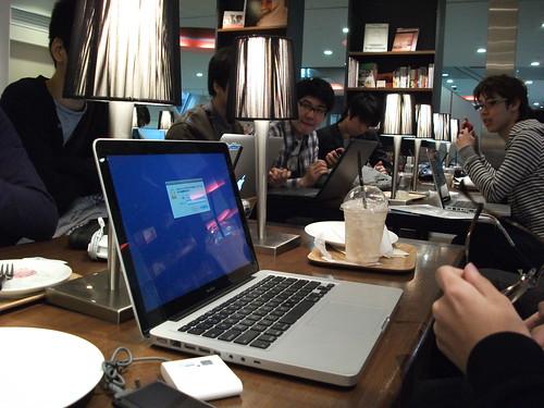 BLUE SQUARE CAFE
