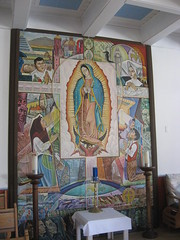 Mural for Our Lady