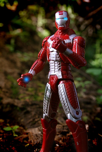 Iron Man 5 (by ElDave)