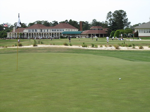 Pinehurst Number Four 4 Golf Course